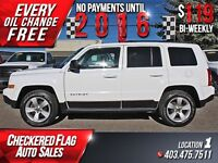 2012 Jeep Patriot North W/ Alloy Wheels-Low KM's-Tint