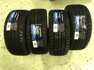 225/45R17 ALL SEASON PEFORMANCE TIRES (FULL SET) Calgary Alberta Preview