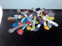WOOLS FOR CREWELWORK