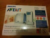 Phillips AVENT baby monitor SCD525