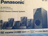 Panasonic DVD Home Cinema Surround Sound (1000W)