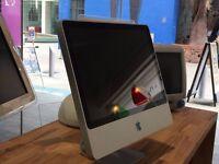 "iMac 20"" 2008, 2.66GHz Intel Core 2 Duo, 4GB RAM, 250GB HDD, 3 Month Warranty, £250"
