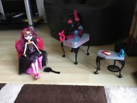 Monster High doll limited edition