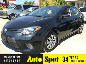 2016 Toyota Corolla LE/MAJOR CLEAROUT EVENT!/PRICED FOR AN IMMED Kitchener / Waterloo Kitchener Area image 1