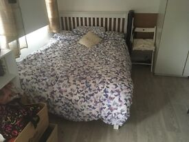 Large double room fully furnished ready to be taken in 4 weeks