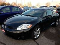 2008 Mitsubishi Eclipse GS Sun Roof-Remote starter