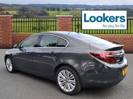Vauxhall Insignia TECH LINE CDTI ECOFLEX S/S (grey) 2014-03-11