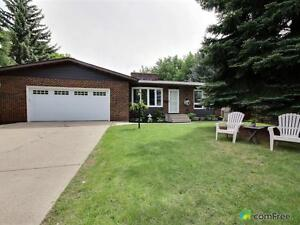 $499,900 - Bungalow for sale in St. Albert