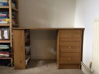 Simple good condition desk