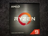 AMD Ryzen 9 5950X CPU - New And Sealed - IN HAND