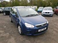 Ford c maxstyle 1.8L 5DR 2007 long mot service history excellent condition
