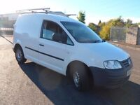 VOLKSWAGEN CADDY 1.9 TDI NEW MOT 2006
