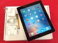 Apple iPad 3 16GB WiFi + Cellular, UNLOCKED, Black, WARRANTY. NO OFFERS