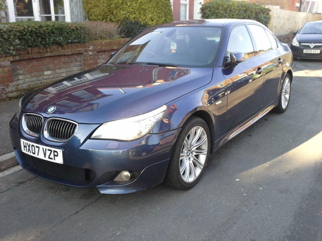 BMW E60 530I M SPORT  in Bournemouth Dorset  Gumtree