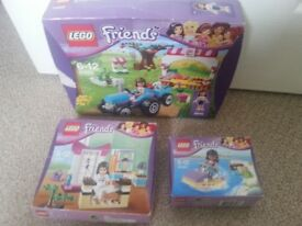 JOBLOT: Lego Friends