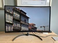 Philips 27inch curved monitor 1080p