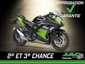2017 Kawasaki Ninja 300 ABS KRT 30.91$*/ sem