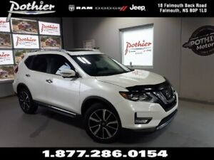 2017 Nissan Rogue SL Platinum | LEATHER | SUNROOF | NAV |