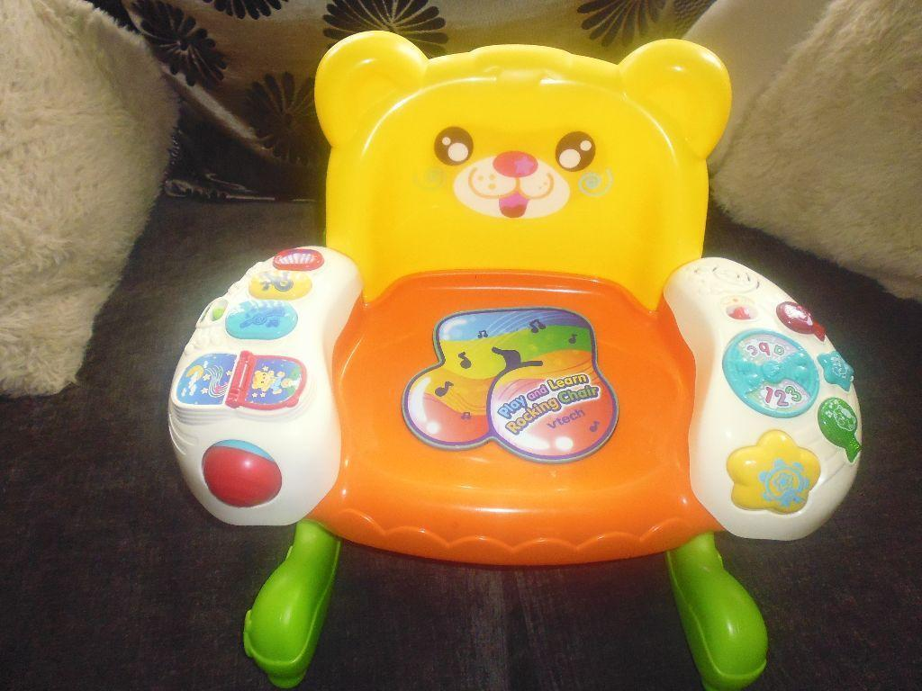 Vtech Play And Learn Rocking Chair In Plymouth Devon