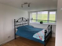 Lovely self contained area with country views