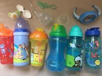 Baby bottles NUK,Nuby,Avent