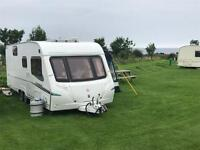 Abbey cardinal 6 berth caravan