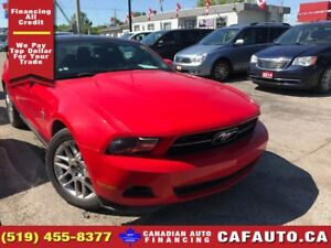 2012 Ford Mustang V6 | LEATHER | ROOF | HEATED SEATS