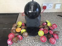 Delonghi dolce gusto with pods