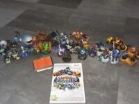 Skylander Giants Game And Figures Wii