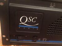 QSC Amp 4 U