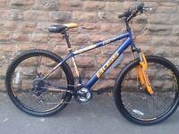 NEW - BOSS COLT 27.5 Mountain Bike Hard Tail - Disk Brake- RRP £299