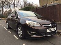 2013 Vauxhall Astra 2.0 CDTi SRi 5dr (start/stop) 17,355 Miles, FSH, Front & Rear Parking Sensors