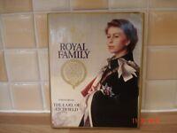 A Royal Family Book