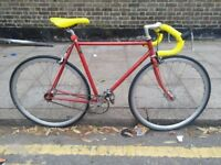 Reynolds 531 singlespeed/Fixie bike