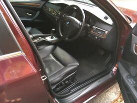 BMW 520d SE TOURING - STEP AUTO - 177bhp - HUGE SPEC