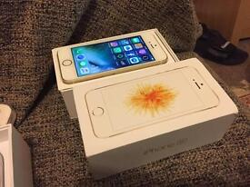 iPhone SE 16GB UNLOCKED FOR SALE OR SWAPS