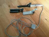 Toni and Guy straighteners and multi interchangeable heads