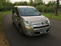 CITROEN BERLINGO 1.6HDI - UBER RENTAL - TAXI - PHC CAR - GREAT MPG / GREAT CAR
