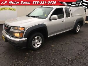 2011 GMC Canyon SLE, Extended Cab, Automatic
