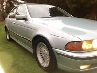 BMW 520i SE AUTO STUNNING CAR AND ONLY £1195 ABSOULTE BARGAIN