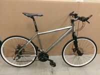 "Boardman Hybrid Bike 26"" wheels 16"" 168cm frame - Can deliver"
