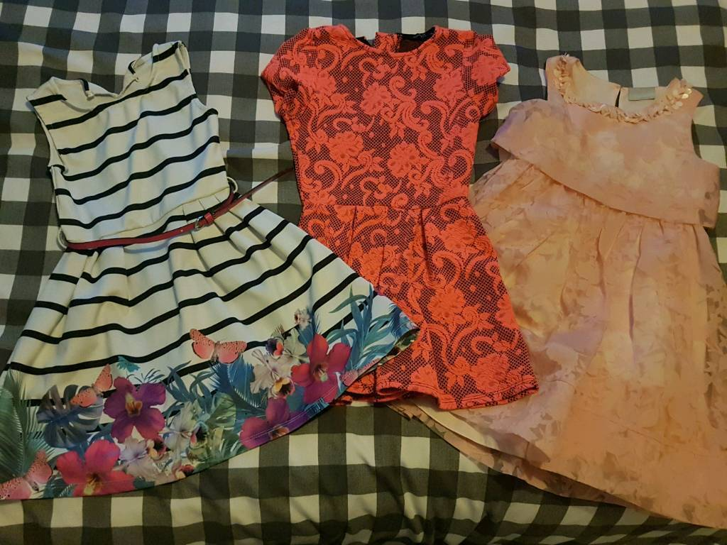 2 dresses 1 playsuit
