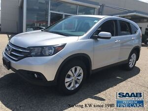 2012 Honda CR-V EX-L Leather No Accidents Low kms!!