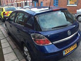 Vauxhall Astra Diesel 1.7