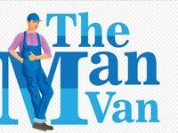 Man With A Van Barnsley area