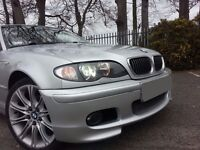 LHD BMW 320d ZHP M Sport | Fully Loaded | Sat Nav | Climate Control | Mods | Xenons | FSH | Export