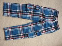 Boys Mini Boden Trousers Age 10 years
