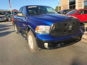 2016 Ram 1500 OUTDOORSMAN/ECO DIESEL/QUAD CAB 4X4