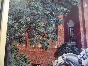 """Lance Russwurm """"The Mill and the Library"""" Signed and Numbered Stratford Kitchener Area image 7"""