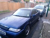 Rover tomcat 220 coupe turbo modified classic will px swap? NO COLD CALLING!!